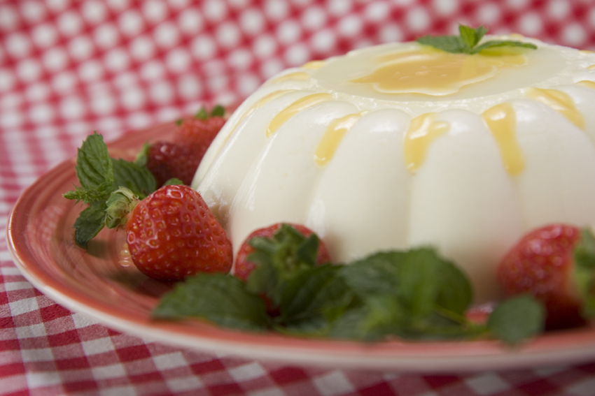 Yoghurtpudding